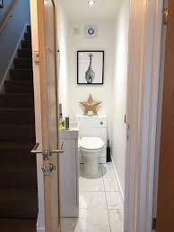 how to add a downstairs cloakroom toilet