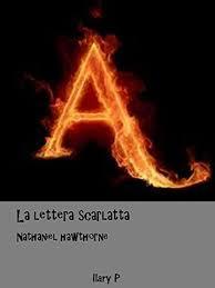Risultati immagini per immagini la lettera scarlatta