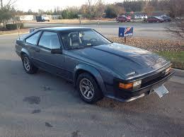 1984 Toyota Celica Supra Hatchback 2-Door 2.8L - Classic Toyota ...