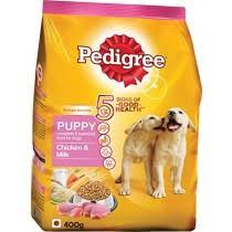 pedigree puppy dog food en milk 400gm 1 2kg 3kg 6kg 10kg 15kg