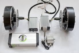 E car conversion kit 2x7kW 72V Electric car conversion kits ECO