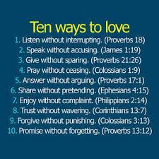 Religious Quotes About Love Unique Love Quote From The Bible Quote Number 48 Picture Quotes