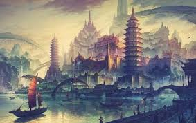 Урок всемирной истории в классе Древний Китай