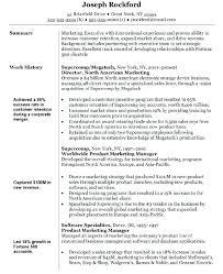 Manager Resume Objective Amazing 3422 Resume Objective For Marketing Marketing Manager Resume Objective