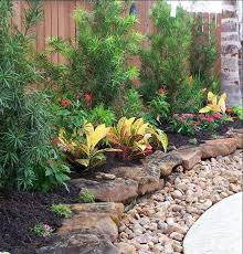 garden decoration. Rocks And Stones Garden Decoration Idea I