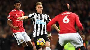 Image result for Newcastle United v Man Utd