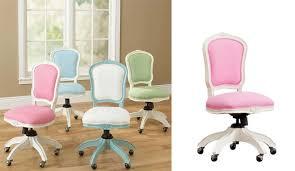 Feminine office chair Merry Oh La La Swivel Chair Feminine Desk Seat Eva Designs Oh La La Swivel Chair Interior Design Inspiration Eva Designs