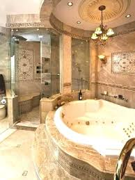 Bathroom With Hot Tub Interior New Inspiration Ideas