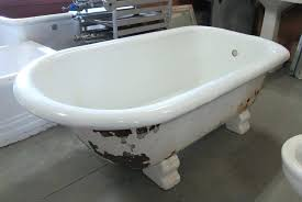 how to re a cast iron tub cast iron bathtub how to remove rust from a