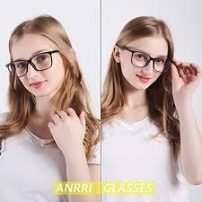 Anrri Blue Light Blocking Details About Anrri Blue Light Blocking Glasses For Computer Use Anti Eyestrain Uv Filter