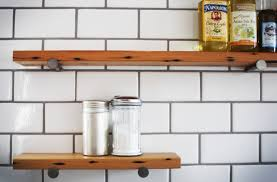 dislike mainstream kitchen shelving these tens juicy wrought iron