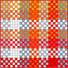 Sew Fresh Quilts: St. Louis 16 Patch quilt block tutorial & If you are interested in making a Pretty in Plaid quilt, the pattern is now  for sale in my shop. I am having a
