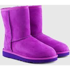 plum boots, ugg footwear ...
