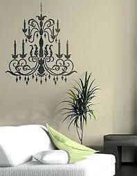 chandelier wall decor chandelier stencil see more wall art stencils wall art wall art stencils chandelier chandelier wall decor