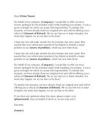 Business Apology Letter For Mistake New Apology Letter To Client For Delay In Service Vimosoco