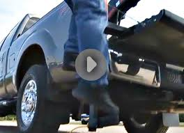 New Tailgate Sidestep Solves Problems - PickupTrucks.com News