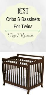 Best Cribs Cribs And Bassinets For Twins Bassinet Decoration