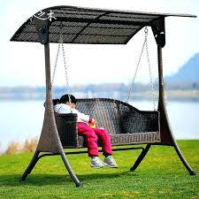 get ations a outdoor wicker chair swing hanging indoor double rocking balcony patio rattan basket with