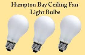 best hampton bay ceiling fan light bulbs