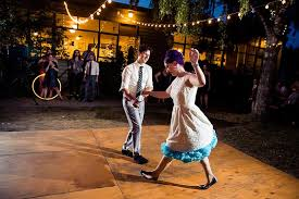 a swing dance wedding on an island (with a bitcoin unity ceremony Wedding Dance Songs Swing our first dance was extra special we had worked for months to choreograph and rehearse a swing dance number to a compilation of three songs my husband had wedding first dance swing songs