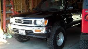 1994 Toyota Pickup 22re Walkaround - YouTube