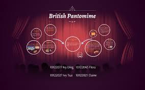 British Pantomime by Ivy Ting
