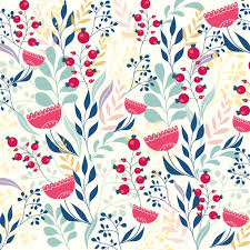 Floral Pattern Best Beautiful Modern Floral Pattern Vector Free Download
