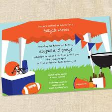Tailgate Party Invitation Wording T And A Info