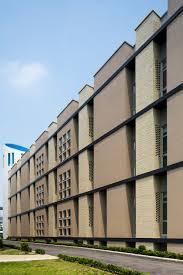 Passive Facade Design Brick Passive Designed University Taisei Design Planners