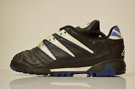 adidas 90s shoes. image is loading vintage-adidas-questra-astro-turf-football-shoes-size- adidas 90s shoes