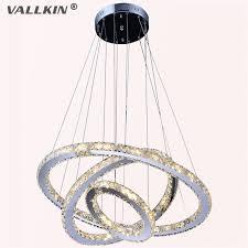 vallkin diy led pendant light k9 crystal chandeliers ceiling lamps indoor pendant lights lighting fixtures home deco for dining room living modern pendant