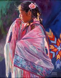 Pretty In Pink by Barbara Summers Edwards | American indian art, Fine art,  Pretty in pink