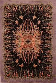 chinese aubusson blue rectangle 6x9 ft wool carpet 27764 aubusson area rug