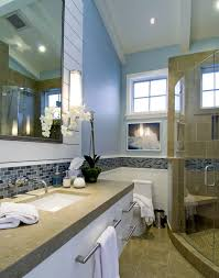 bathroom vanity san francisco. Architects And Designers Sea Glass Tile Beach Style San Francisco With Brown Bathroom Vanity Bases M