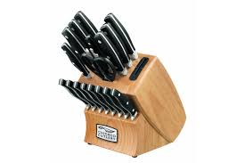 chicago cutlery insignia2 with in block knife sharpener