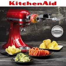 kitchenaid spiralizer. kitchenaid - spiralizer with peel, core and slice kitchenaid n