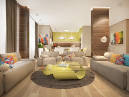 Living Room:Extraordinary Tropical Living Room Decoration With L Shaped  White Sofas Modern Tropical Living