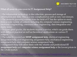 Then look no further because Assignment help hub is the one stop solution to all