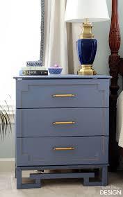 Diy ikea tarva dresser Honeycomb Deeply Southern Home Tarva Ikea Hack Greek Key Dresser