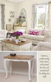 interesting shabby chic living room furniture 48