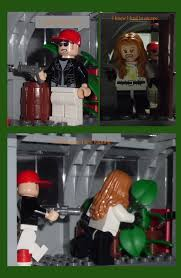 Lego Poison Ivy page-5 | How Dr. Pamela Lilian Isley became … | Flickr
