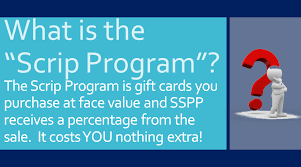 scrip program