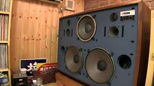 vintage jbl speakers. jbl 4355 speakers restored by kenrick sound has been delivered to mr. abe\u0027s room - youtube vintage jbl