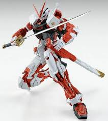 mg gundam astray red frame english