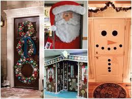 winter door decorating ideas. Door Decorating Ideas And This Winter Decorations