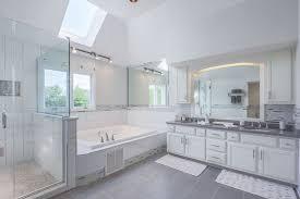 dayton bathroom remodeling.  Bathroom Four Piece Master Bathroom Renovation With Custom Tile And Grout Throughout Dayton Bathroom Remodeling