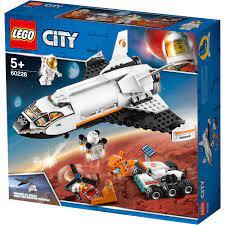Lego City Space Mars Forschung Shuttle Gebäude Set - 60226