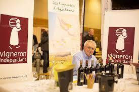 publi reportage les vignerons indépendants de nouvelle aquitaine tiennent salon à publier du 16 au 19 mars