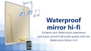 Mirror HI FI Watervision bathroom TV outdoor tv Mirror TV Mirror