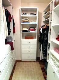designing a small walk in closet small walk in closet ideas pictures small walk in closet